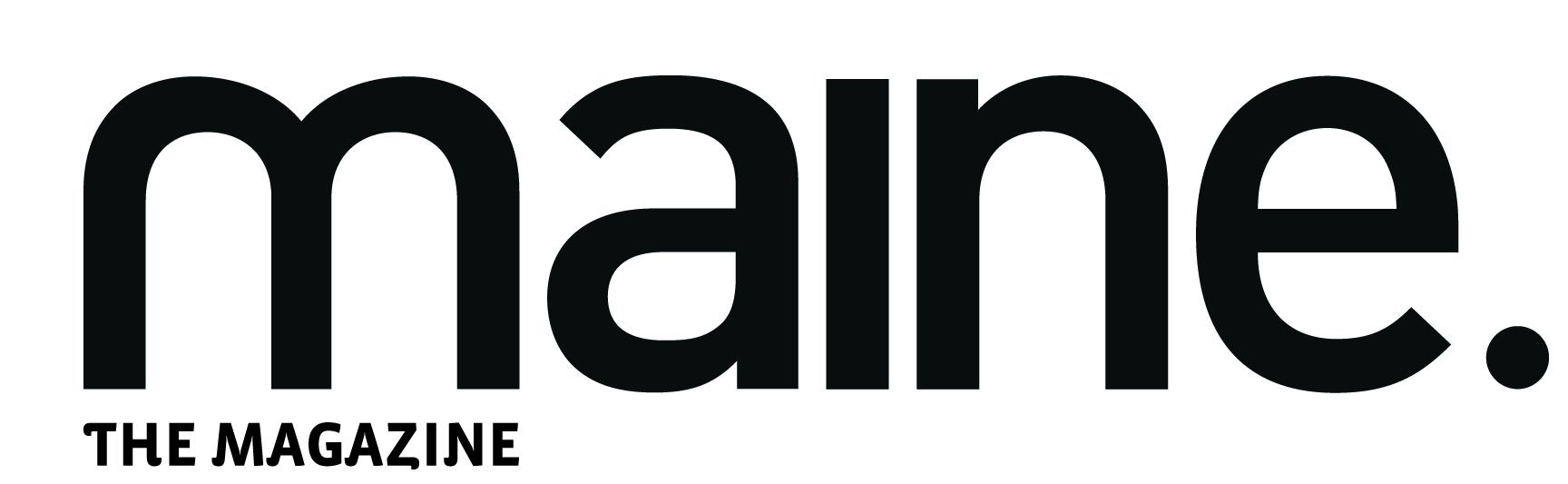 Image result for maine magazine logo