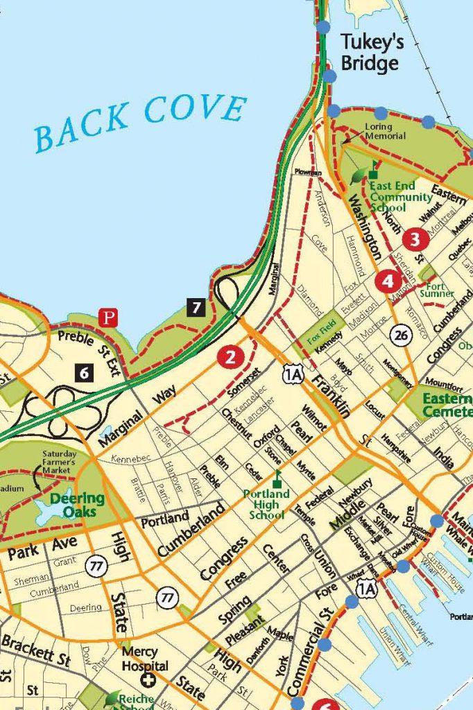 Bayside Trail lo rez