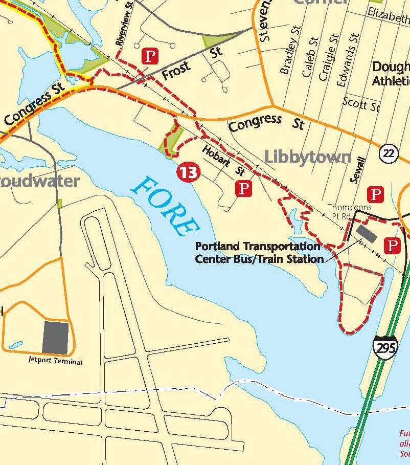 Fore River Trail