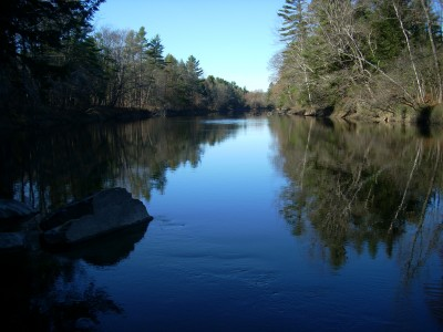 Presumpscot River1, credit Jim Wade