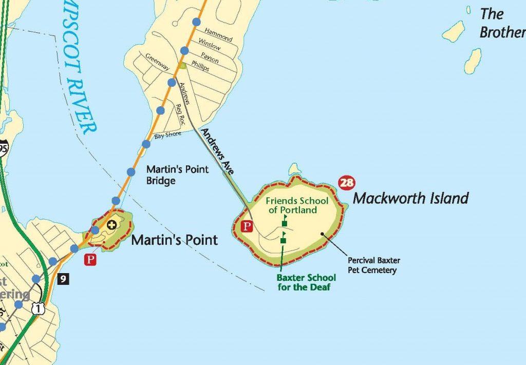 Mackworth Island Trail » Portland Trails