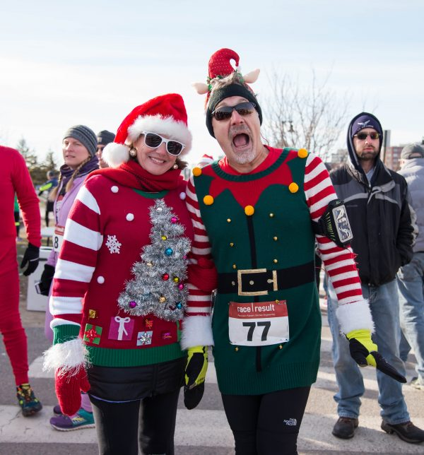 Portland Brewers' Holiday Dash 5K (Maine Today)
